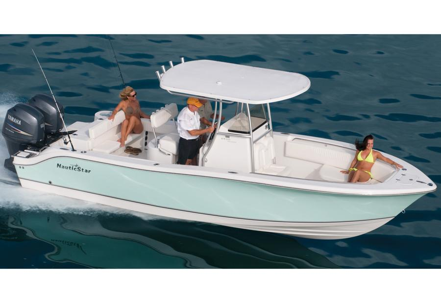 2012 NauticStar 2500XS Offshore in Naples, Maine