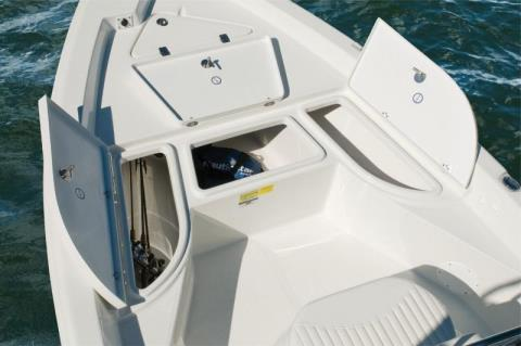 2015 NauticStar 2110 Sport in Naples, Maine
