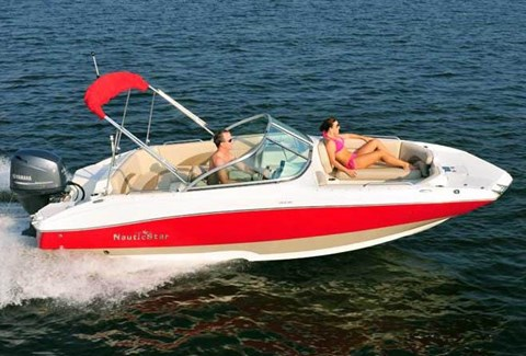2015 NauticStar 203DC Sport Deck in Naples, Maine