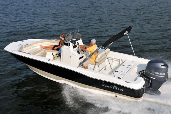 2015 NauticStar 231 Angler in Naples, Maine