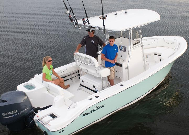 2015 NauticStar 2200XS Offshore in Naples, Maine