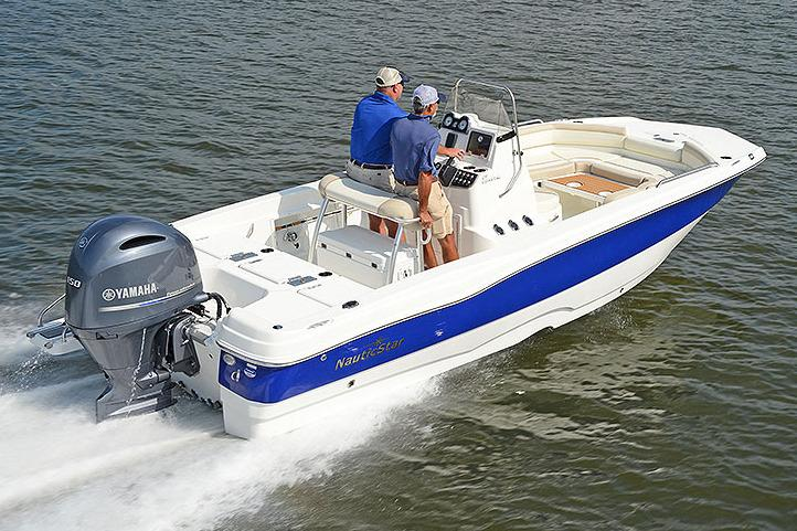 2016 NauticStar 211 Coastal in Stuart, Florida