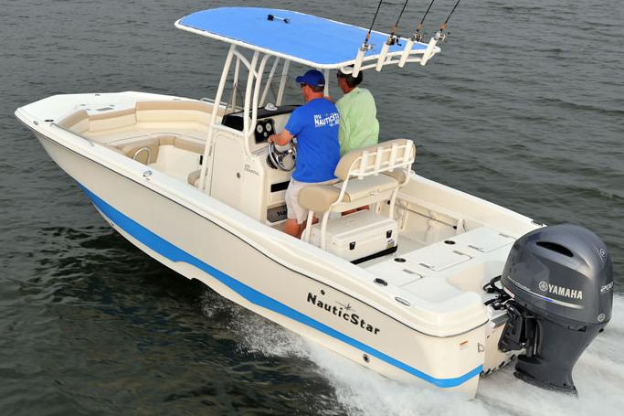 2016 NauticStar 231 Coastal in Stuart, Florida