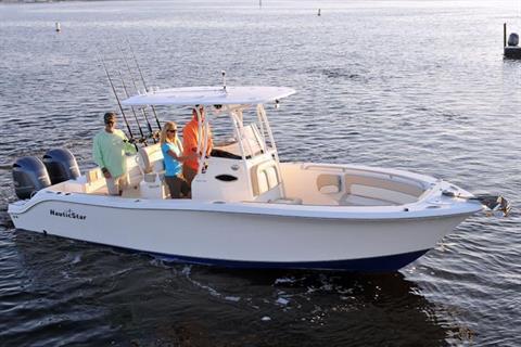 2016 NauticStar 25 XS Offshore in Stuart, Florida