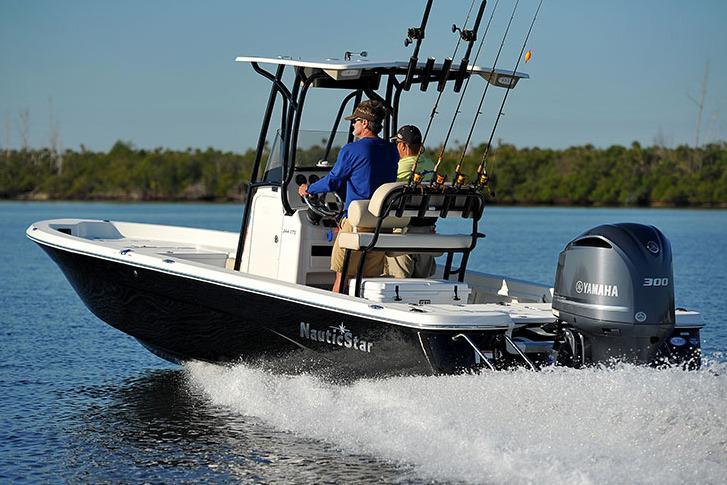 2017 NauticStar 244 XTS in Naples, Maine