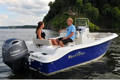 2017 NauticStar 19 XS Offshore in Naples, Maine