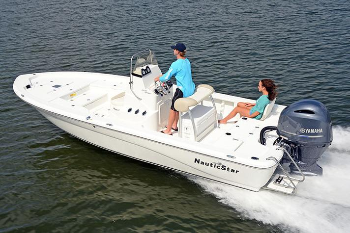 2017 NauticStar 2200 Sport in Naples, Maine