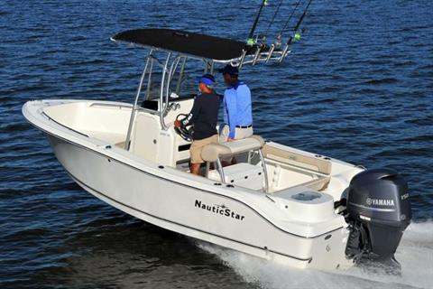 2017 NauticStar 20 XS Offshore in Naples, Maine