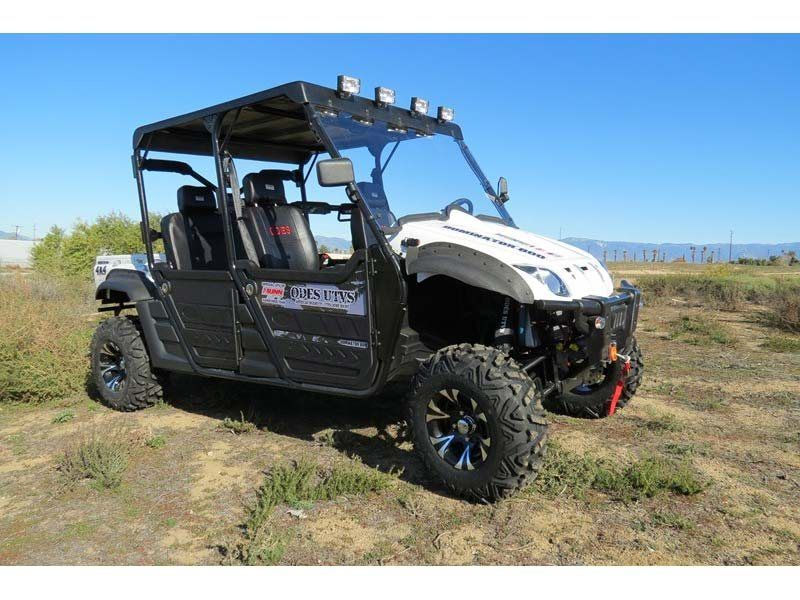 Used 2014 Odes Dominator 800 4DR Utility Vehicles In