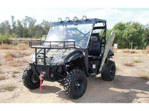 2014 Odes Hunters Edition Dominator 800 in Freedom, New York