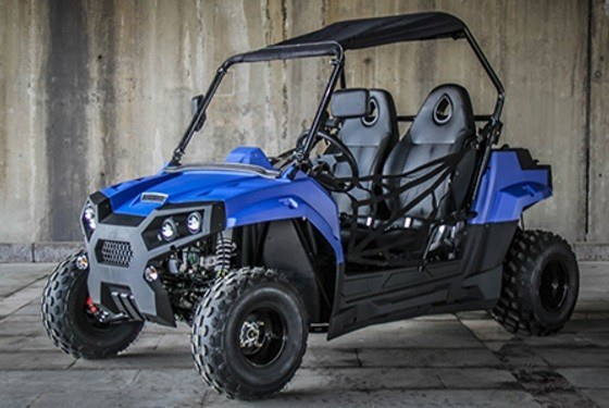 2017 Odes Blazer 170 EFI in Mio, Michigan - Photo 1