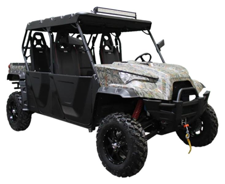 2018 Odes Dominator X4 LT 800 in Seiling, Oklahoma - Photo 1