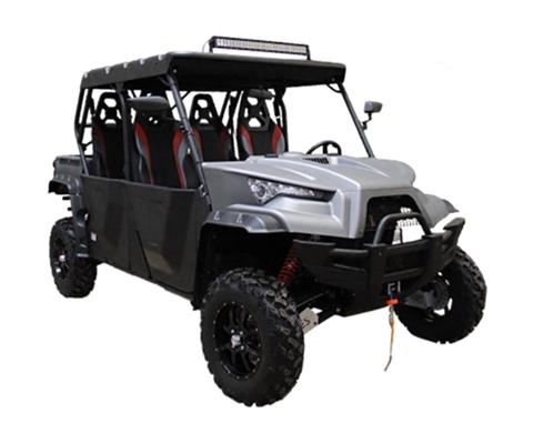 2018 Odes Dominator X4 LT Zeus 1000 in Saint Peters, Missouri