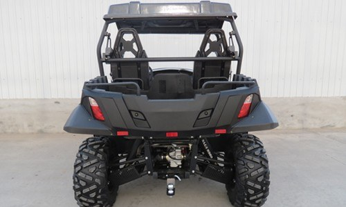 2018 Odes Raider LT 1000 with Zeus Touchscreen in Seiling, Oklahoma