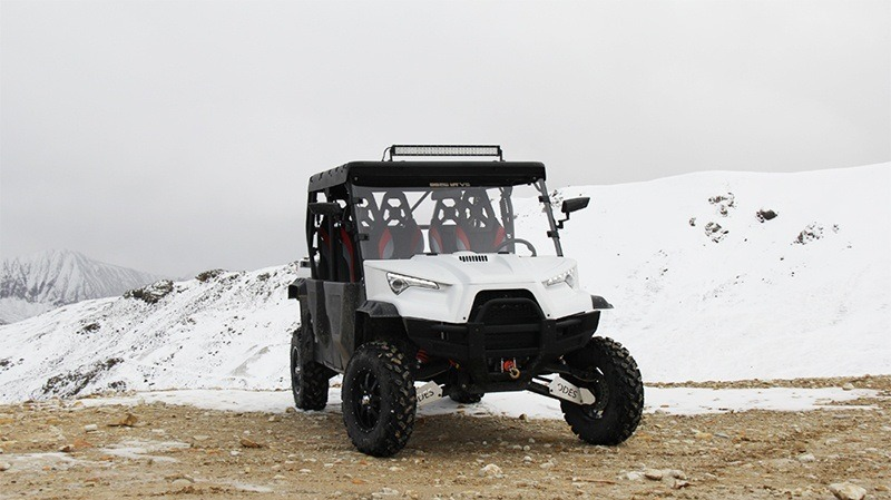 2019 Odes Dominator X4 800cc LT Zeus V.2 in Mio, Michigan - Photo 3
