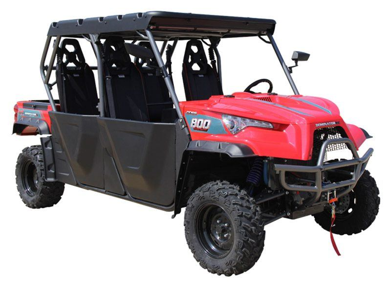 2019 Odes Dominator X4 800cc ST V.2 in Knoxville, Tennessee