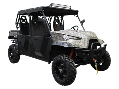 2019 Odes Dominator X4 LT V1 in Saint Peters, Missouri