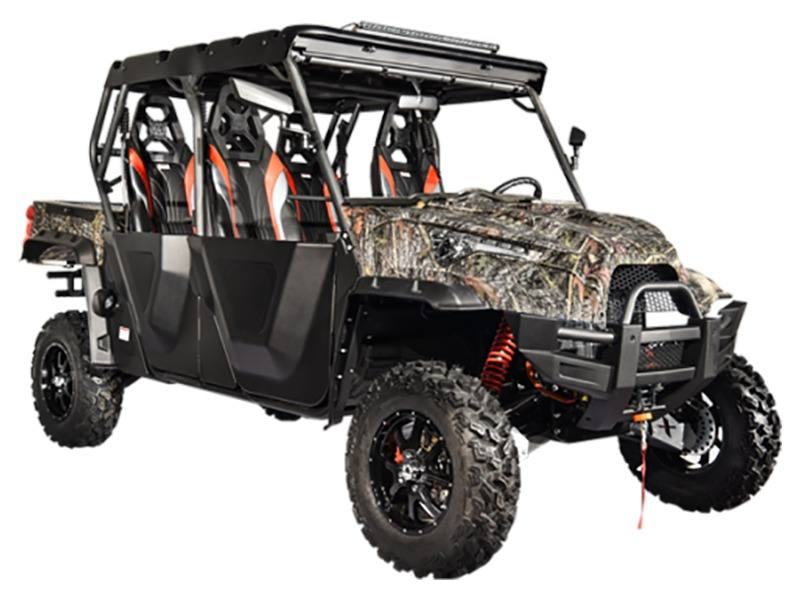 2019 Odes Dominator X4 LT Zeus V2 800 in Knoxville, Tennessee