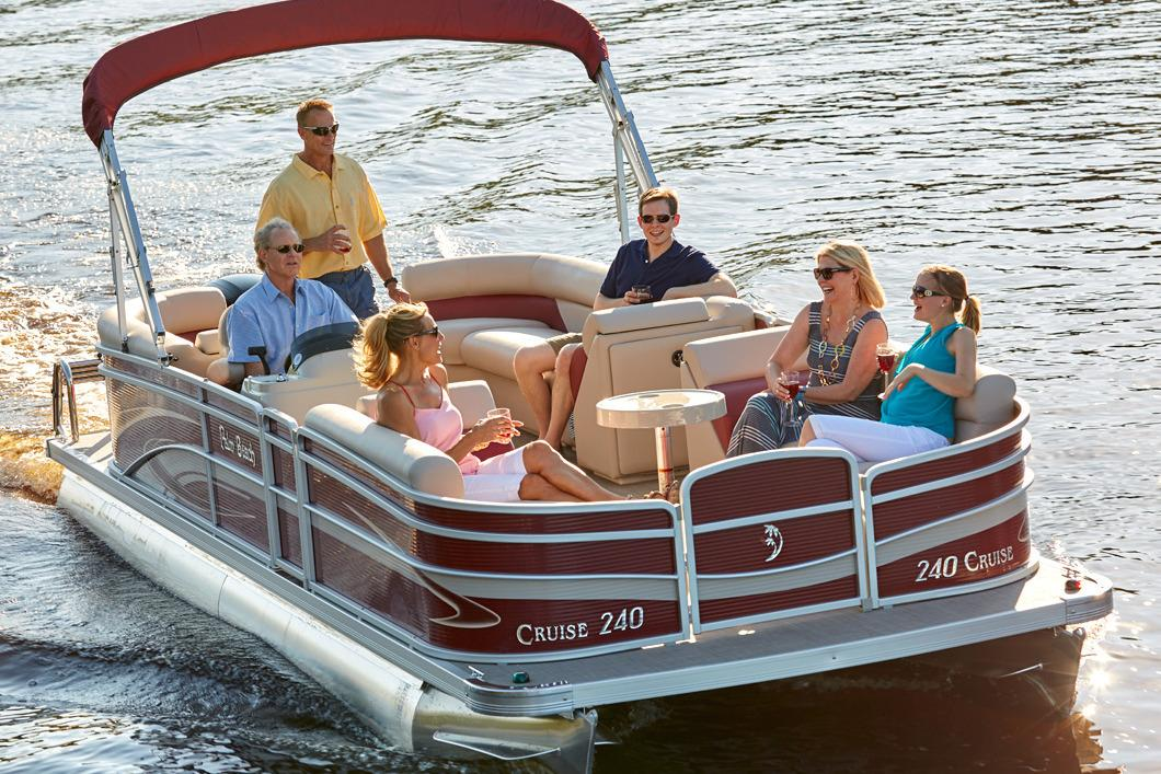 2016 Palm Beach Cruise 220 RF in Osage Beach, Missouri