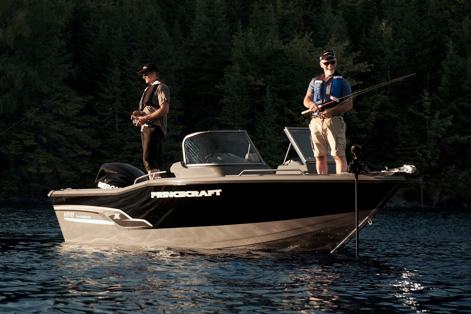 2016 Princecraft Xperience 188 in Center Ossipee, New Hampshire