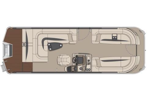 2016 Princecraft Vogue 25 in Center Ossipee, New Hampshire