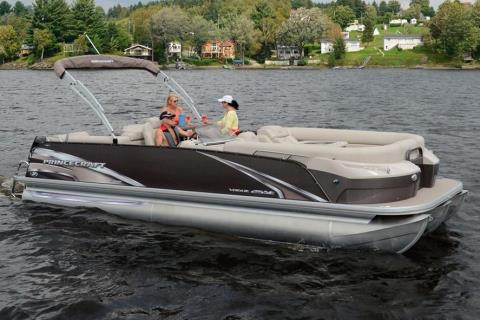 2016 Princecraft Vogue 25 SE in Center Ossipee, New Hampshire