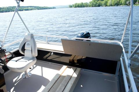 2016 Princecraft Voyageur 21 in Center Ossipee, New Hampshire