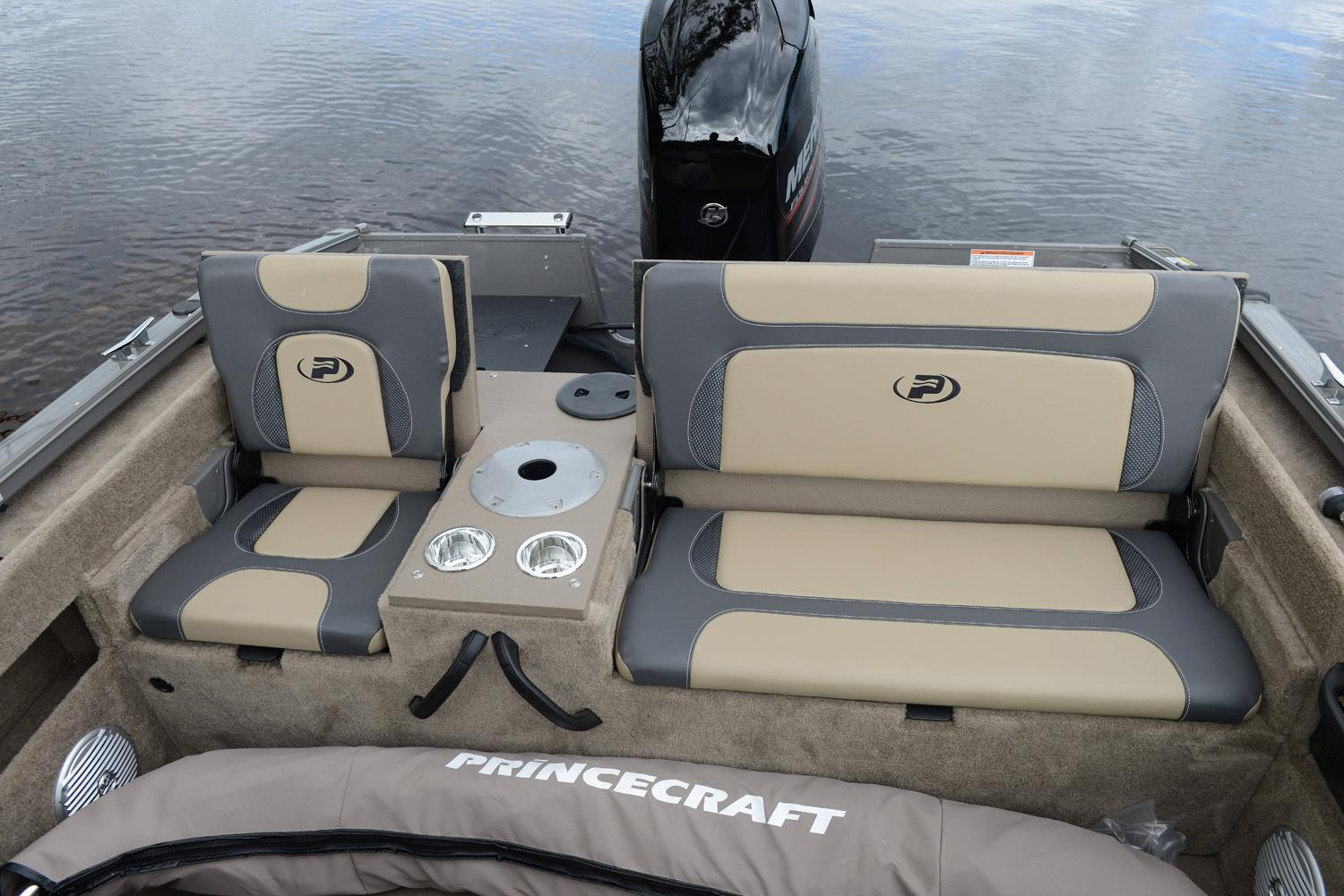 2016 Princecraft Sport 167 in Center Ossipee, New Hampshire