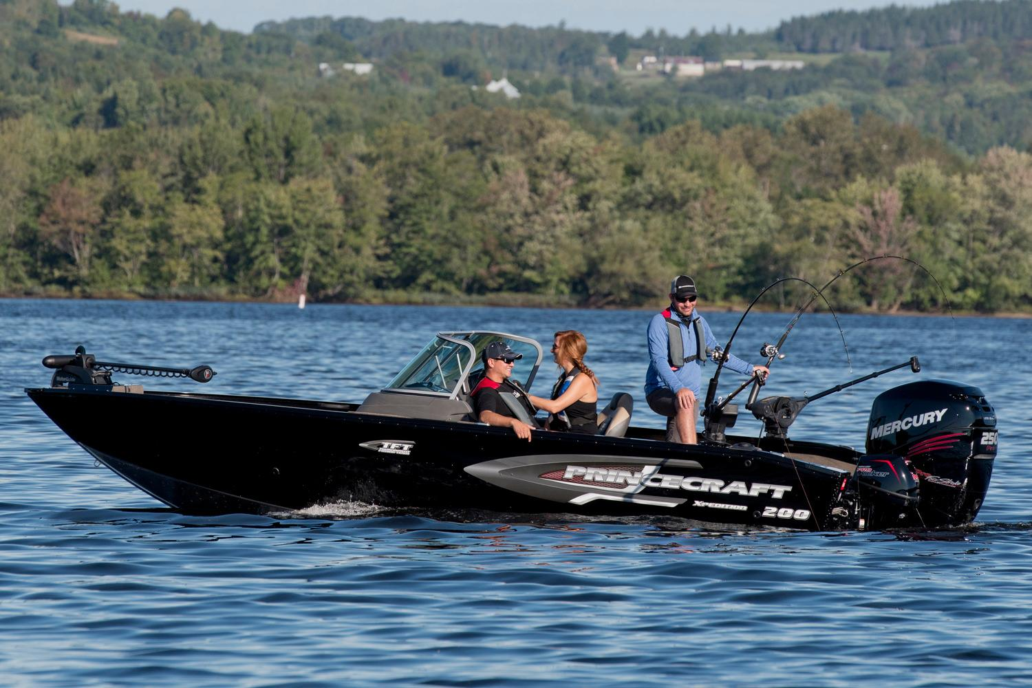 2017 Princecraft Xpedition 200 in Center Ossipee, New Hampshire