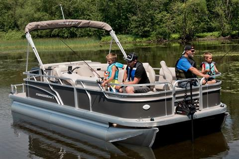 2017 Princecraft Sportfisher 21-2S in Center Ossipee, New Hampshire