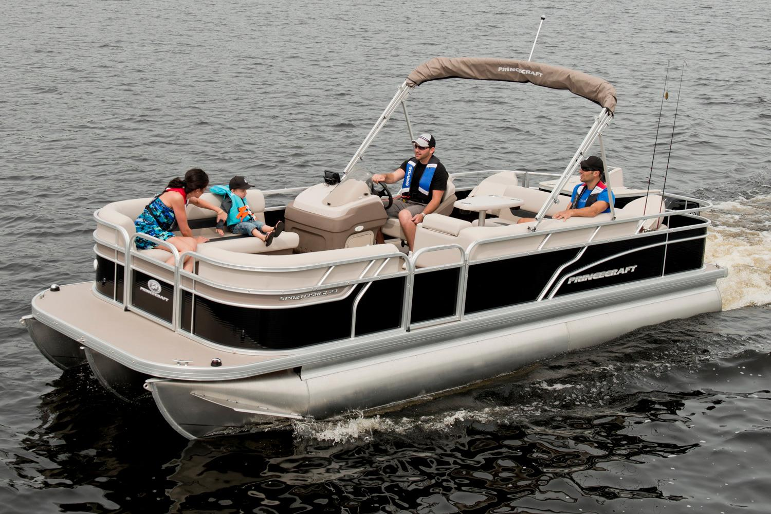 2017 Princecraft Sportfisher 23-2RS in Center Ossipee, New Hampshire