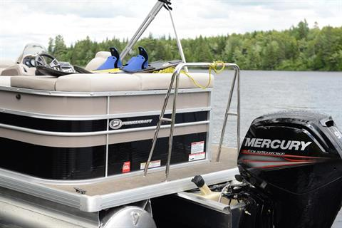 2017 Princecraft Sportfisher 23-2S in Center Ossipee, New Hampshire