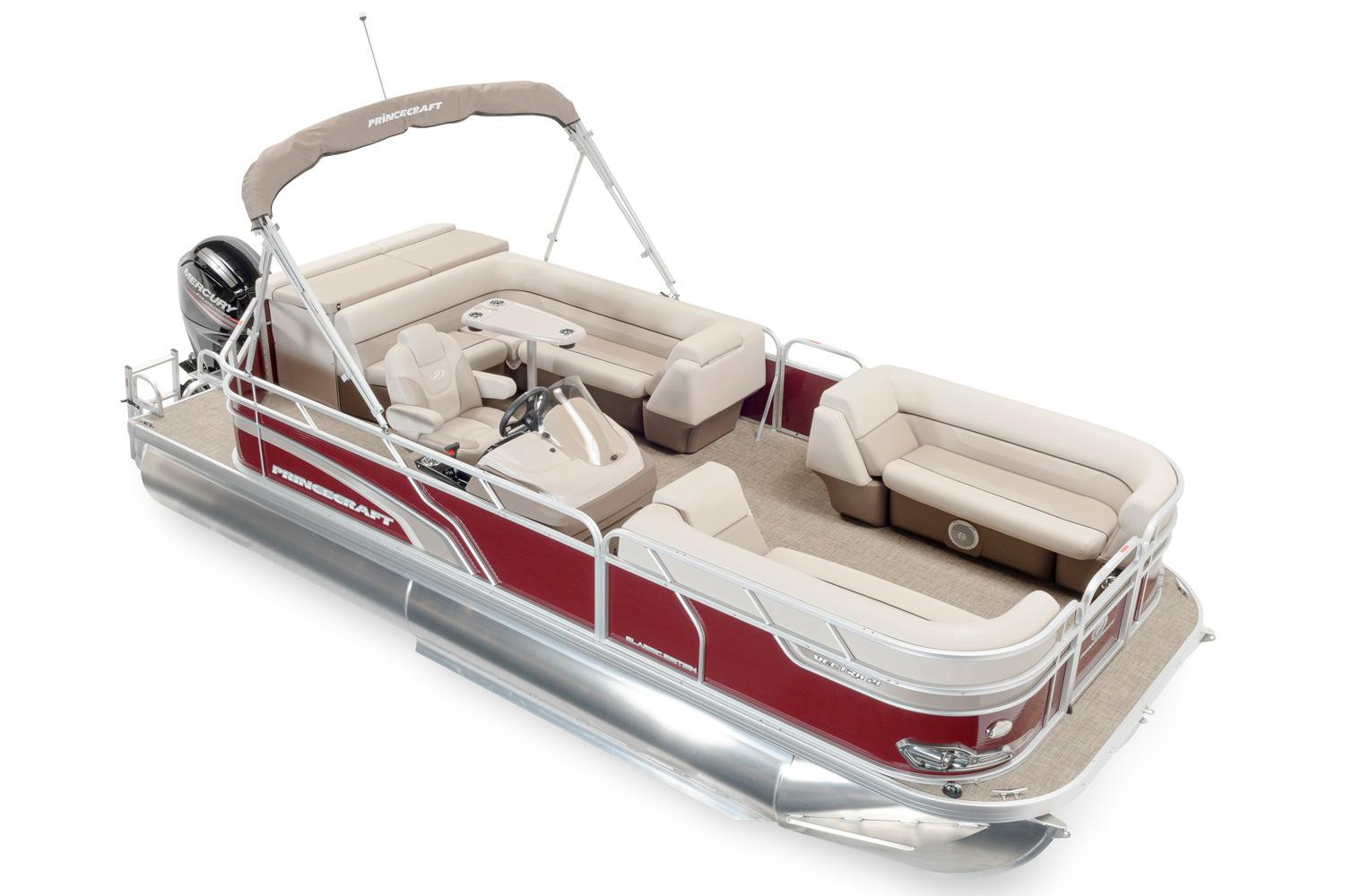 2017 Princecraft Vectra 21 in Center Ossipee, New Hampshire
