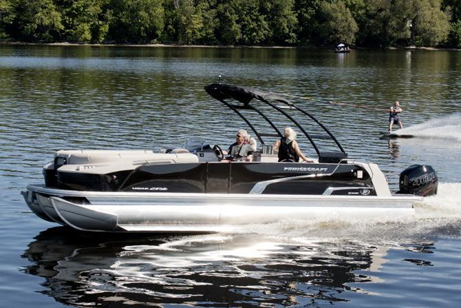 2017 Princecraft Vogue 27 SE in Center Ossipee, New Hampshire