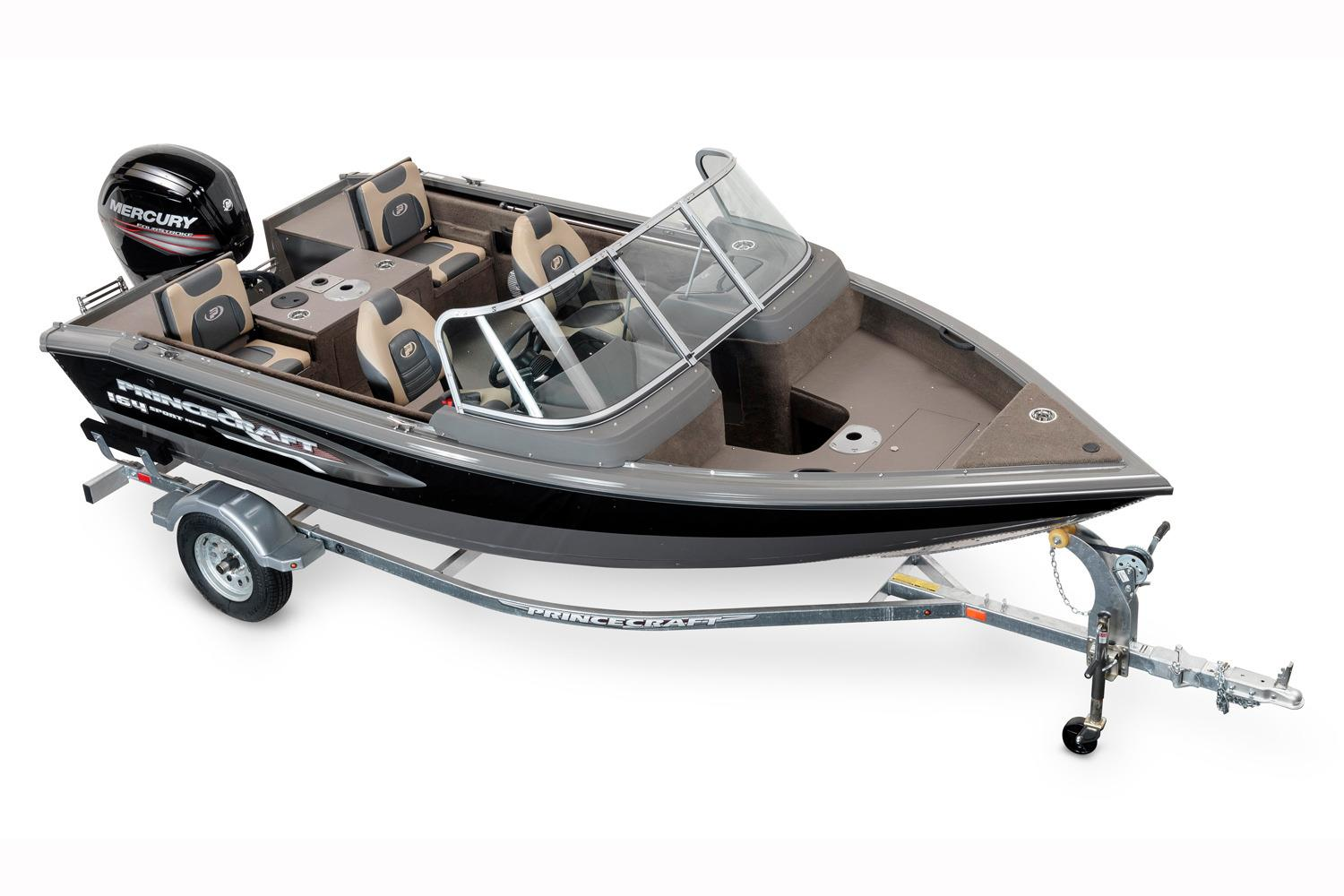 2017 Princecraft Sport 164 in Center Ossipee, New Hampshire