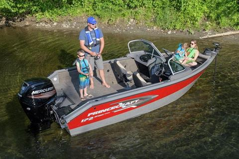 2017 Princecraft Sport 172 in Center Ossipee, New Hampshire