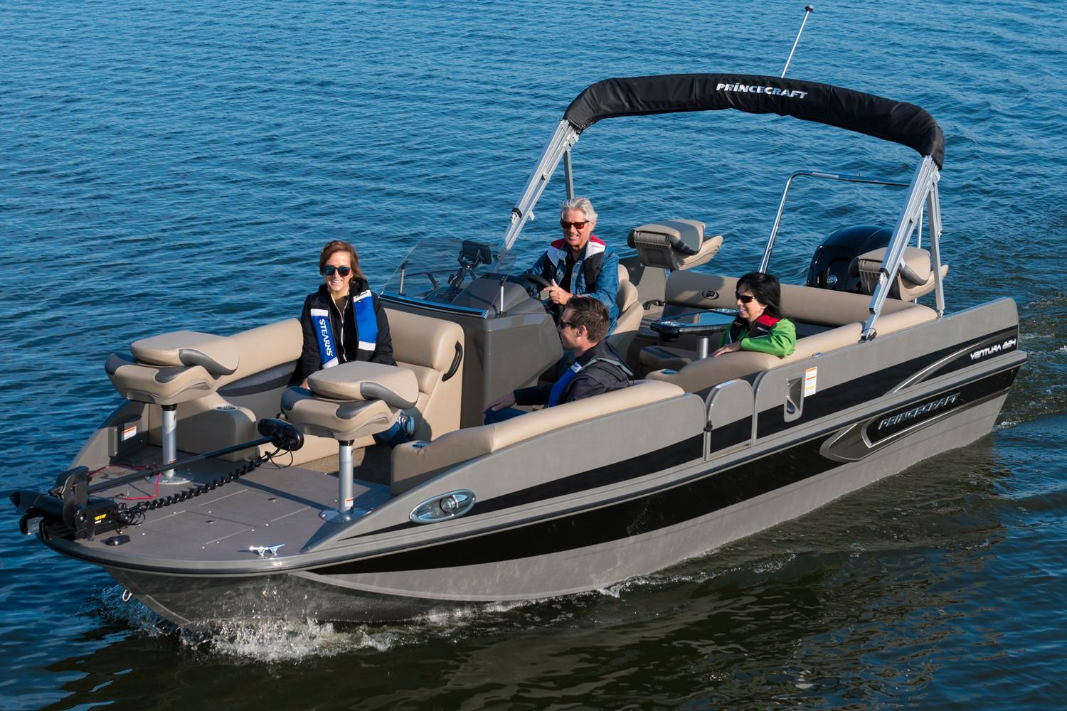 2018 Princecraft Ventura 224 in Center Ossipee, New Hampshire