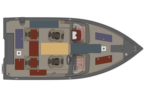2018 Princecraft Xpedition 170 in Center Ossipee, New Hampshire