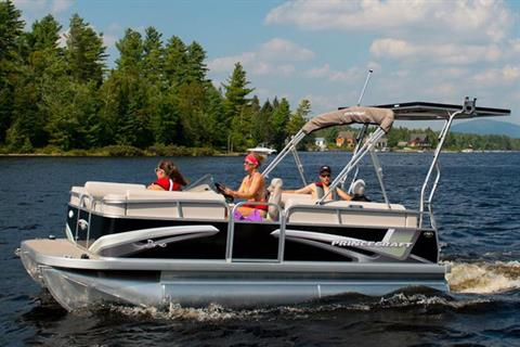 2018 Princecraft Brio 17 Electric in Center Ossipee, New Hampshire