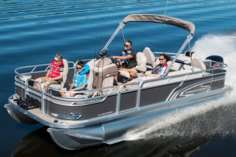 2018 Princecraft Sportfisher 21-4S in Center Ossipee, New Hampshire