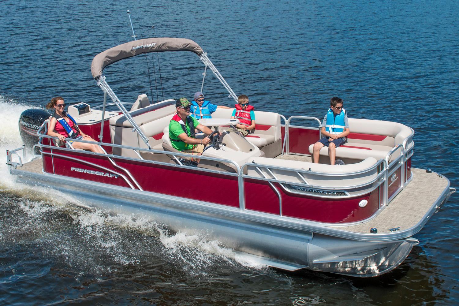 2018 Princecraft Sportfisher 23-2RS in Center Ossipee, New Hampshire