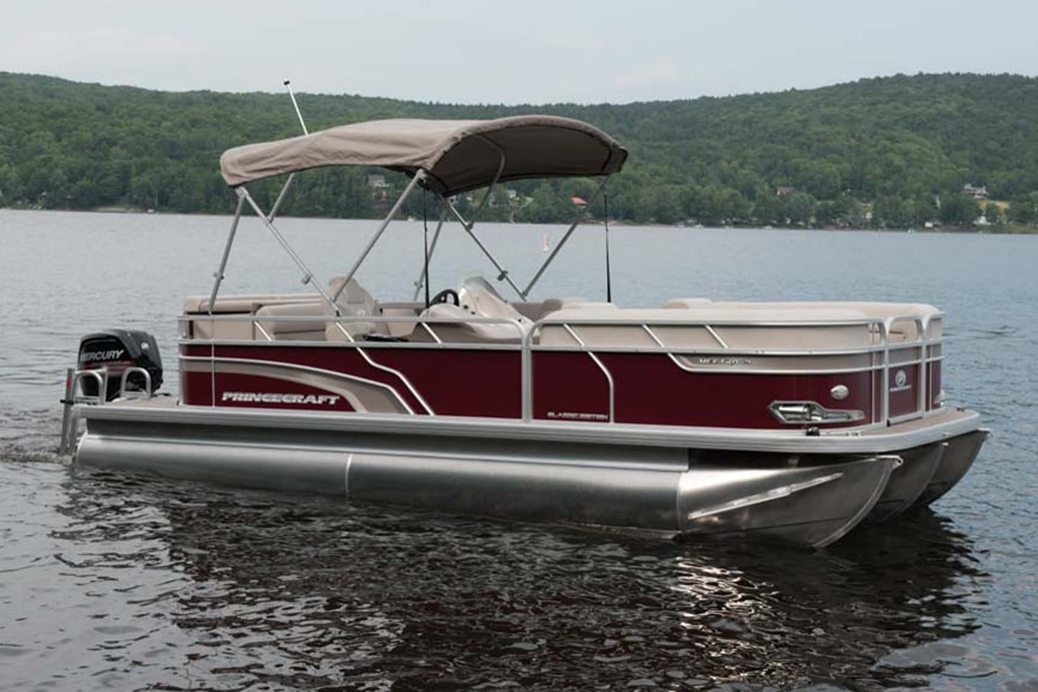 2018 Princecraft Sportfisher 23-2S in Center Ossipee, New Hampshire