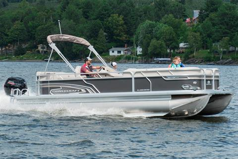 2018 Princecraft Vectra 23 LT in Center Ossipee, New Hampshire