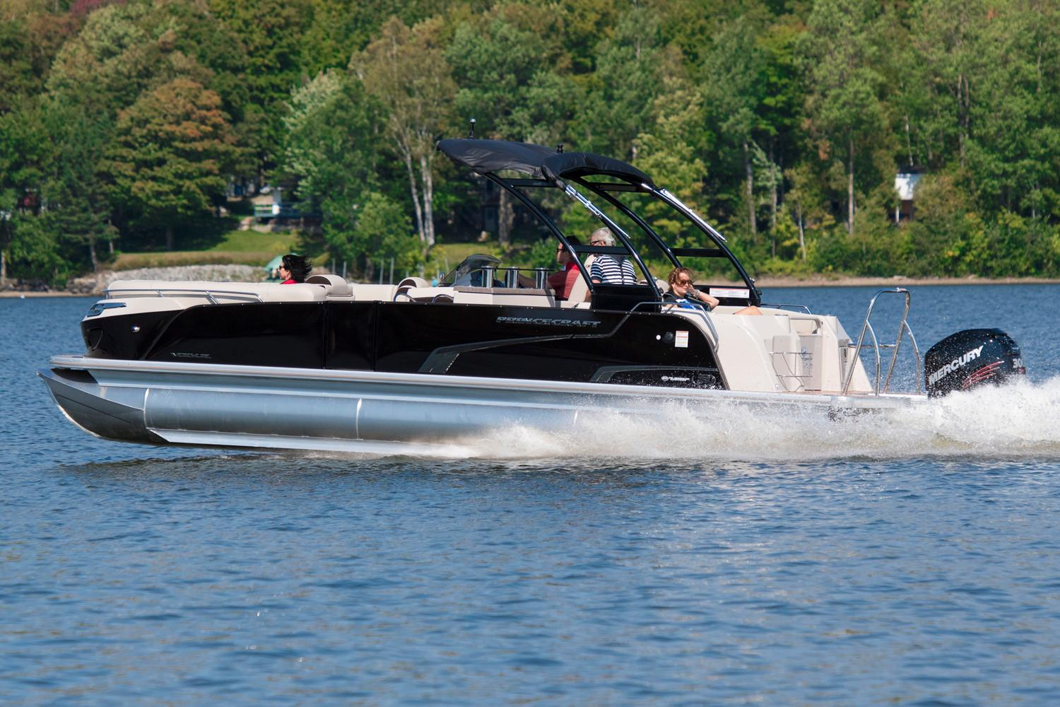 2018 Princecraft Vogue 27 SE in Center Ossipee, New Hampshire