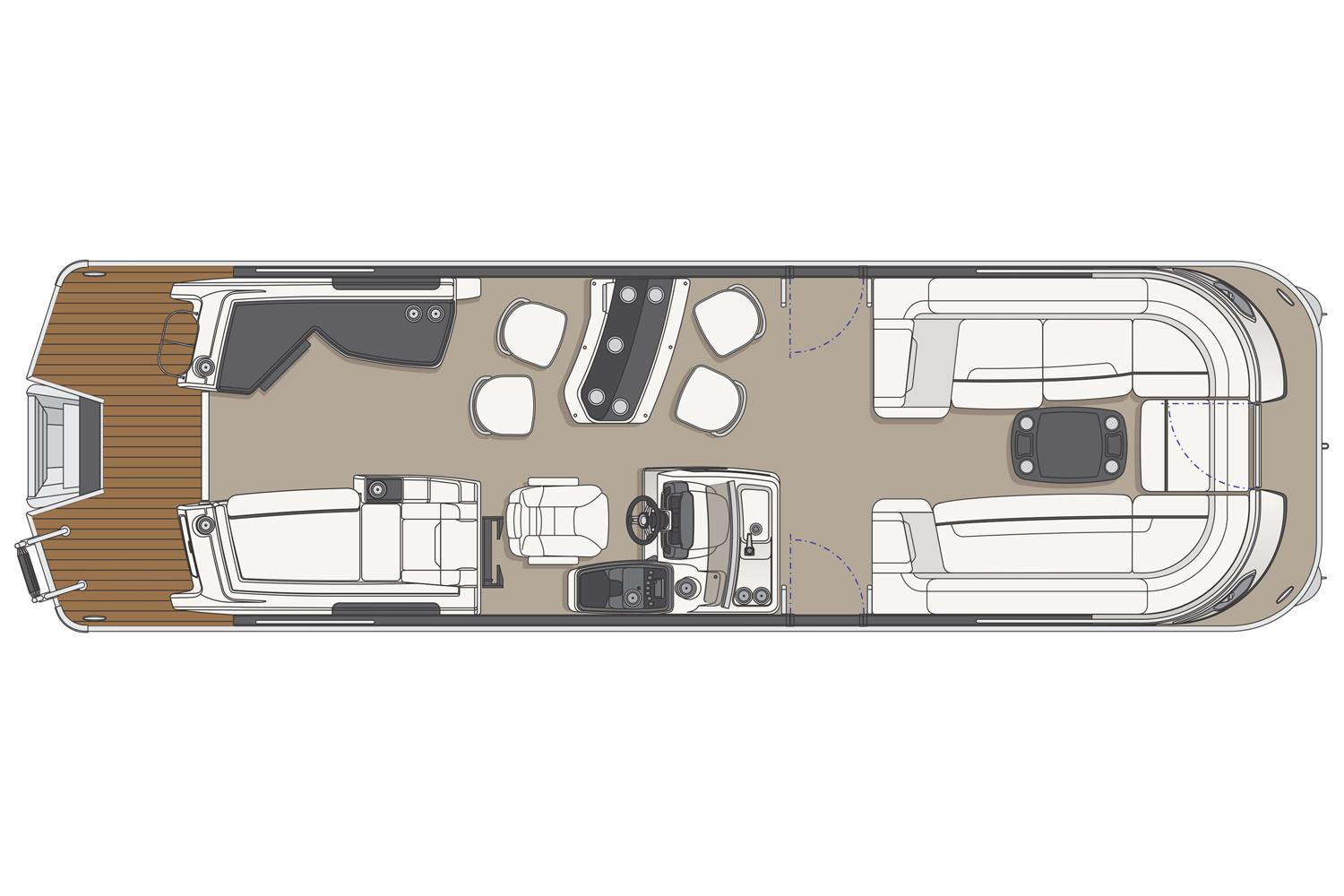2018 Princecraft Vogue 29 SE in Center Ossipee, New Hampshire