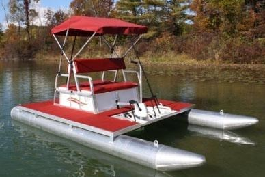 2017 Paddle King PK4400 in Memphis, Tennessee