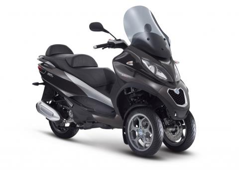 2016 Piaggio MP3 500 Business ABS in Downers Grove, Illinois
