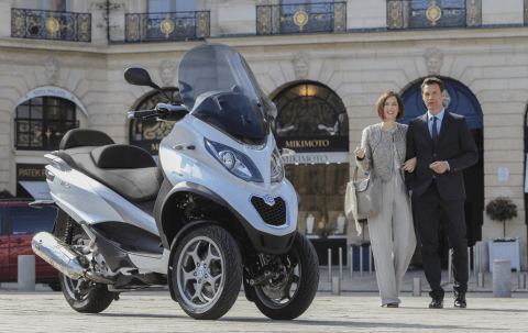 2016 Piaggio MP3 500 Business ABS in Albuquerque, New Mexico
