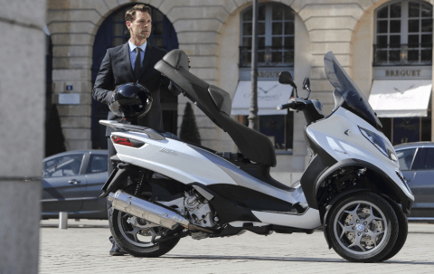 2016 Piaggio MP3 500 Business ABS in Shelbyville, Indiana
