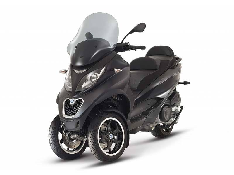 new 2016 piaggio mp3 500 sport abs scooters in tulsa ok. Black Bedroom Furniture Sets. Home Design Ideas